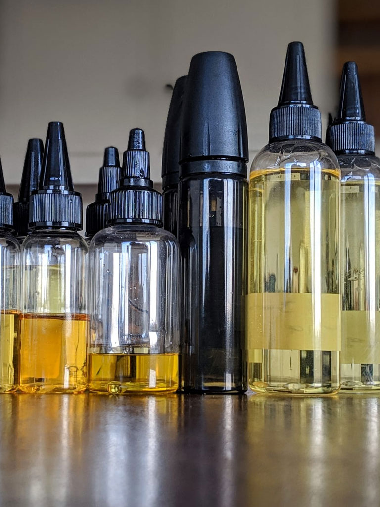 THE BASICS OF E-LIQUID